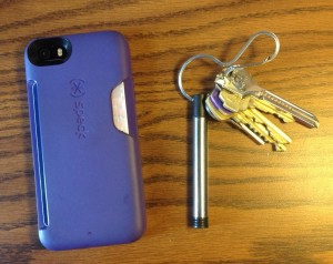 """My """"Everyday Carry"""". It took a long time to distill it down to just what I need."""