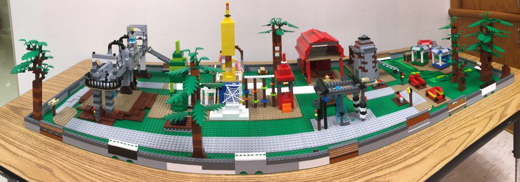 """Kid City"" designed by the HISP 469 students"